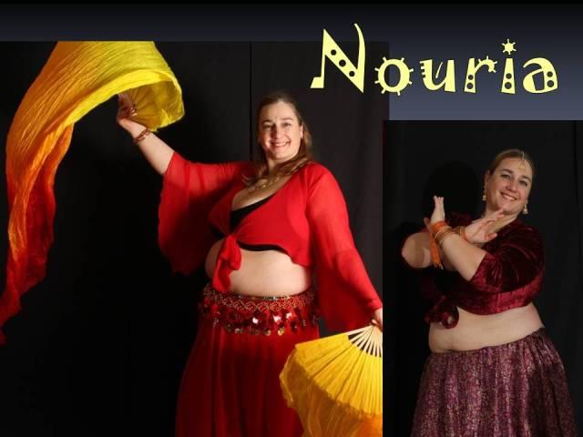 Nouria