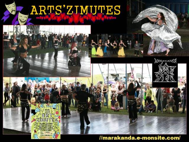 Arts zimutes site