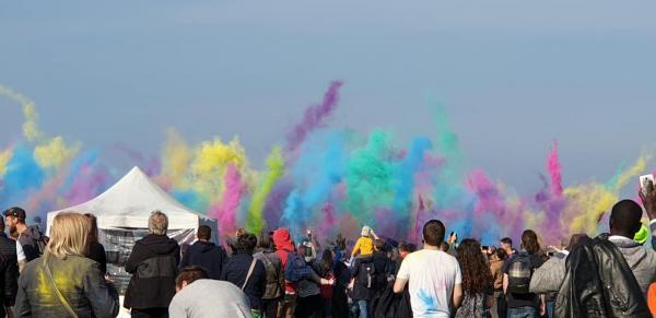 Cherbourg en couleur